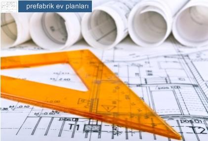 prefabrik ev projeleri