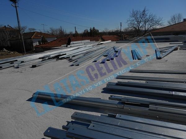 prefabrik ev yapımı