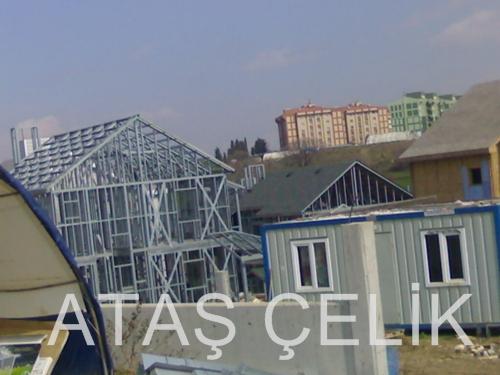 tekirdağ çelik ve prefabrik evler