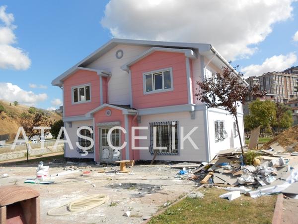 İstanbul Gaziosmanpaşa Prefabrik ev