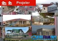 �elik prefabrik projeler