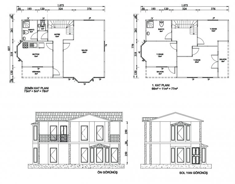 prefabrik bina projeleri ile ilgili görsel sonucu
