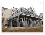 Çelik ev-prefabrik ev-çelik konsrüksüyon-villa yapımı